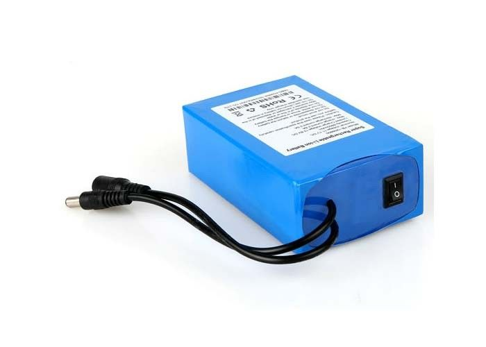 7.4v 11.1v 14.8v Li ion Battery Pack 4000mah Diy Portable Battery Pack